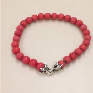 david yurman red coral bracelet